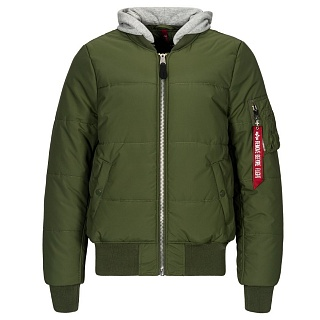 Куртка МА-1 Natus  Quilted Flight Jacket sage